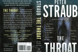 Cover photo - The Throat - by Peter Straub